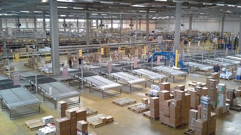 El mantenimiento de los equipos industriales