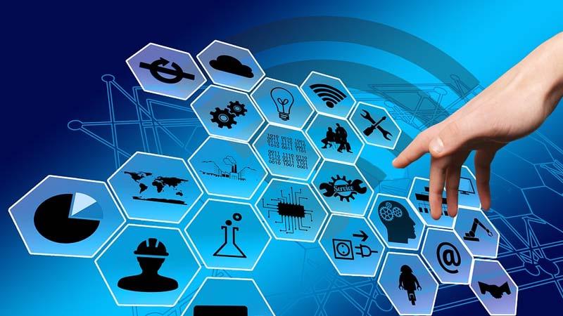 Características de los sistemas de producción industrial