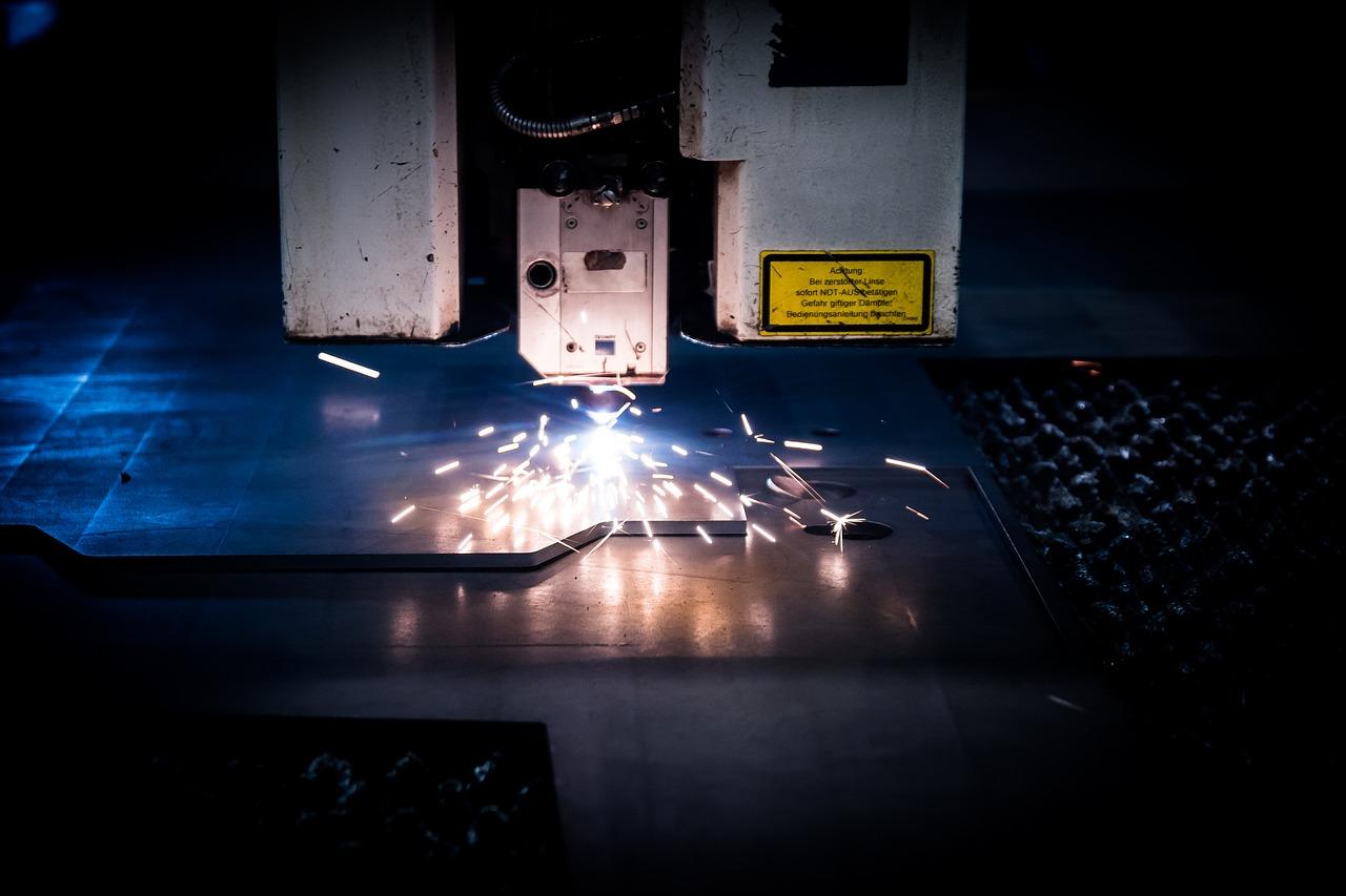 El láser como herramienta para la fabricación de piezas industriales